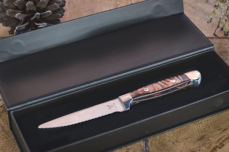 Hunter & Barrel single knife